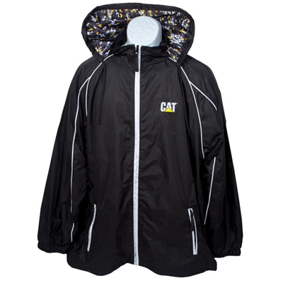 CT4102<br>Ripstop Jacket with Honeycomb Hood