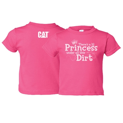 LCT9106<br>Toddler Lil Princess Tee