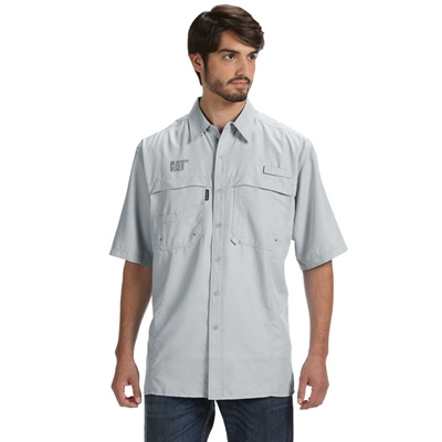 LCT7251<br>Short Sleeve Fishing Shirt